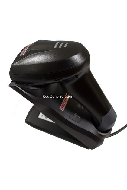 RedTech D620S-BT 2D Bluetooth Wireless Barcode Scanner