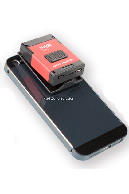 GeneralScan GS-M500BT 2D Mobile Bluetooth Barcode Scanner -Support Android & iOS