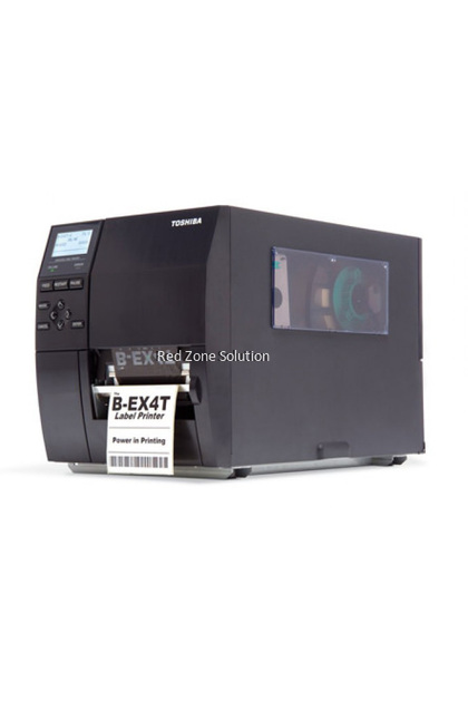 Toshiba B-EX4T3 Industrial Barcode Printer