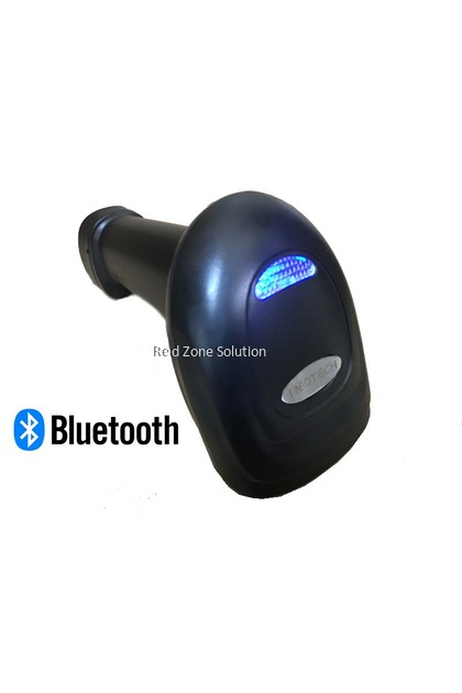 RedTech 8000BT Bluetooth Laser Scanner [Support SmartPhone & PC]