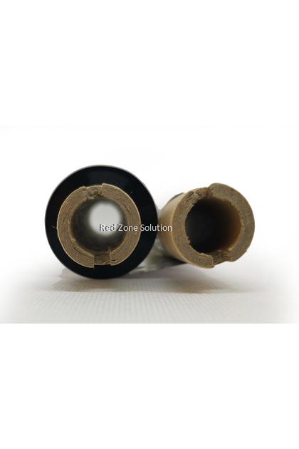Ricoh Resin 55x70m Waterproof Thermal Transfer Barcode Ribbon -