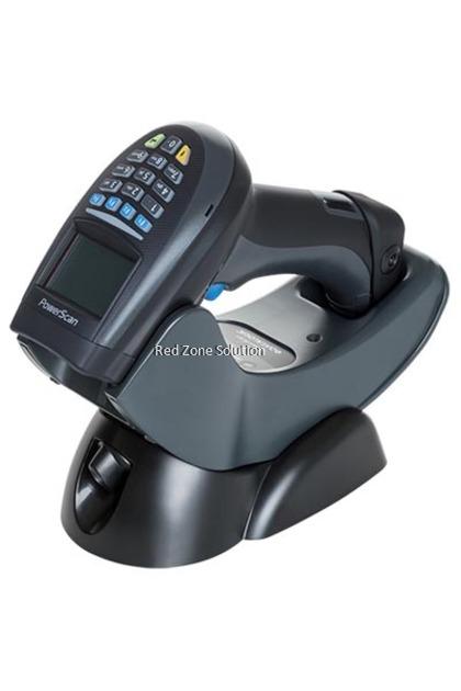 Datalogic PowerScan PM9500-RT Cordless Barcode Scanner