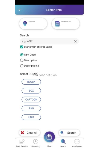 SQL Account - Stock Take Mobile App   Accounting Software
